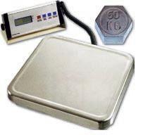 Elektrická váha s displejem (váživost 50kg)