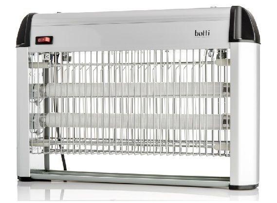 Lapač hmyzu BOTTI Feso - likvidátor přístroj na hubení hmyzu 25-60 m2