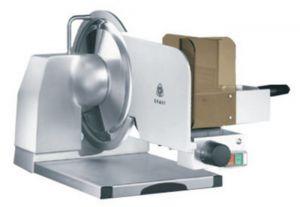 Nářezový stroj 3000 EURO hladký-ocel (šnekový pohon)