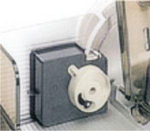 Nářezový stroj 3000 EURO hladký-ocel (šnekový pohon) GRAEF