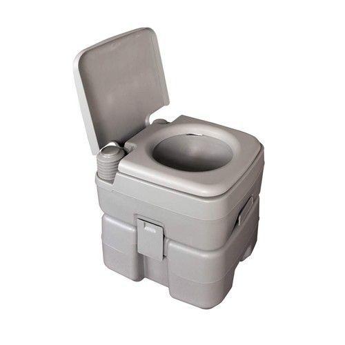 Přenosná toaleta - 20 litrů Happy Green Banquet