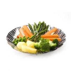 Napařovač na knedlíky Culinaria - napařovací vějíř - Pařák Banquet
