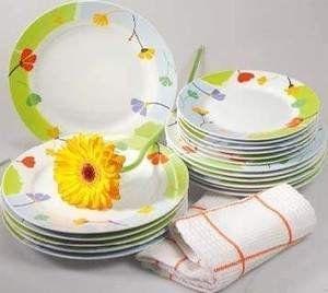 VETRO-PLUS 30d jídelní sada Spring Banquet