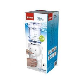 Výdejník vody pro dětí Medvídek - Zásobník na vodu Banquet