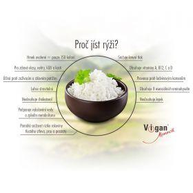 Vařič rýže - Rýžovar s pařákem Vigan Mammoth RV1LX
