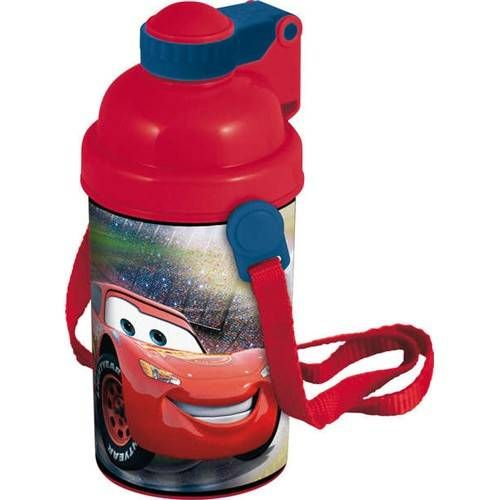 Láhev na pití 380ml, Cars Banquet