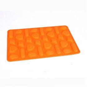 Forma na pracny - Silikonové pracky - různé tvary směs