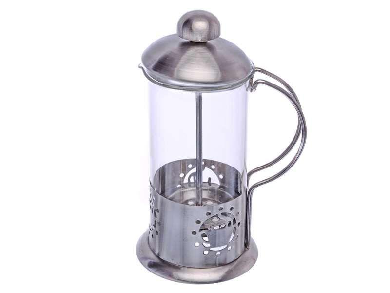 Smart Cook Konvice na kávu nebo čaj se sítkem 0,35 l pro tzv. French press Kafeterie