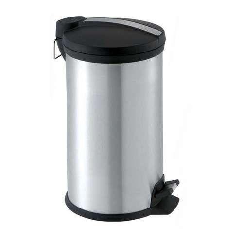Nerezový nášlapný odpadkový koš 12L Soliste Banquet