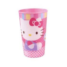Pohárek 250ml, Hello Kitty