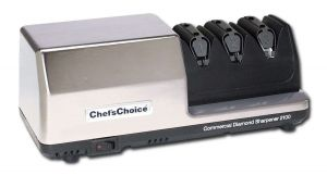 Brusič nožů elektrický - brousič nožů Sharpener CC-2100