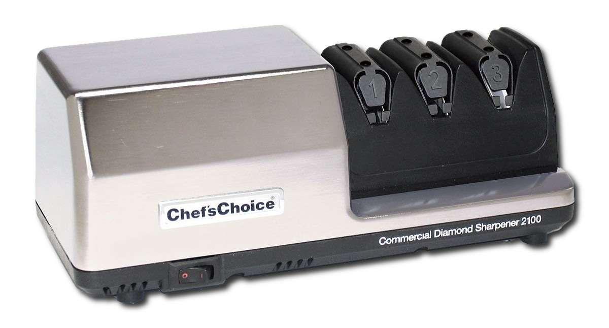 Brusič nožů elektrický - brousič nožů Sharpener CC-2100 Chef's Choice