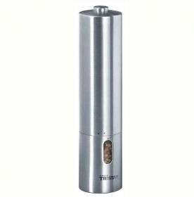 Elektrický mlýnek na koření a sůl Tristar PM-4004 - Mlýnek na pepř a sůl - bateriové