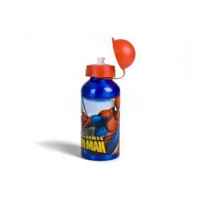 Hliníková láhev Spiderman 400 ml Banquet