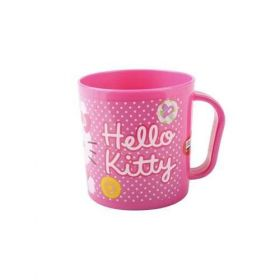 Micro hrnek 350ml, Hello Kitty