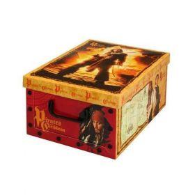 Úložná krabice Disney 32x40x17 Piráti z karibiku