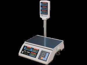 Obchodní váha DIGI DS - 700 P - displej na sloupku