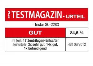 Odšťavňovač Tristar SC-2283 nerezový