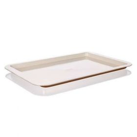 Plech pečící mělký 43x29x2 cm Gourmet Ceramia