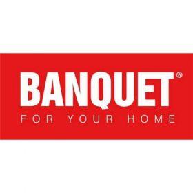 Vařečka kulatá 35 cm, materiál buk Banquet