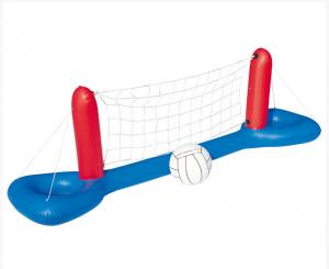 Volejbalový set se sítí nafukovací + míč