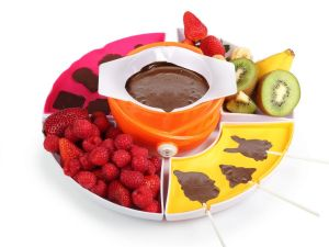 Elektrické čokoládové fondue Tristar CF-1604