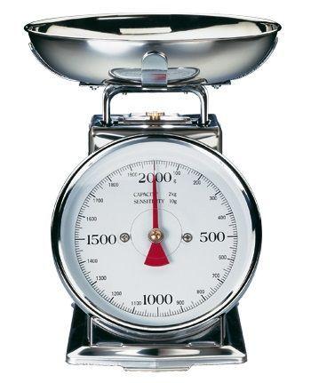 Gastroback 30102-Gastro Profi kuchyňská váha z nerez oceli