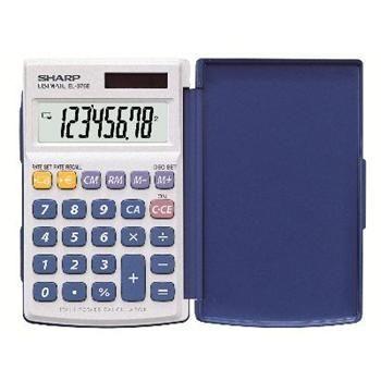 Kalkulačka SHARP EL-376E