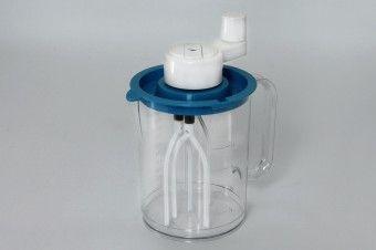 Ruční šlehač plastový metly UH
