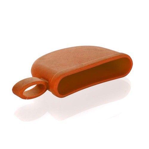 Silikonová chňapka na hrnec 2ks 12,2x6,4x2,4 cm CULINARIA orange Banquet
