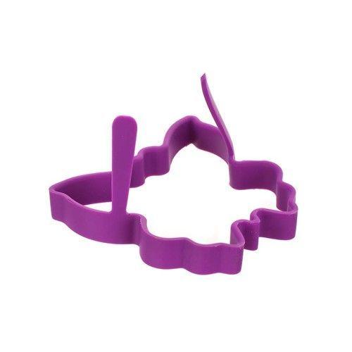 Banquet Silikonová forma na sázená vejce 9,8x9,4x5,5 cm CULINARIA Violet
