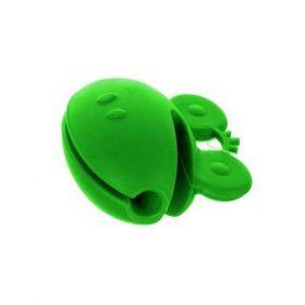 Silikonové držáky na vařečky 9x8,2x4,2 cm CULINARIA green