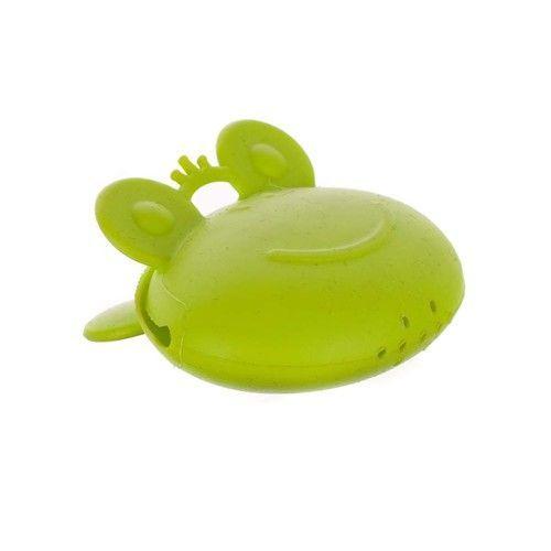 Silikonový odšťavovač na citrusy žabák 8x7x4cm CULINARIA green Banquet