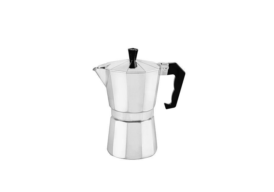 Kafetier hliníkový espresso maker Kávovar 3 šálky alu Florina