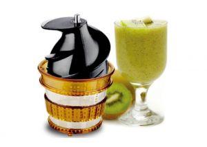 Odšťavňovač G21 Perfect Juicer, green zelený + poukázka na knihu tajemství syrové ...
