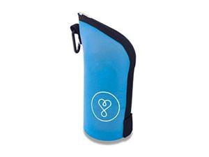 Termoobal modrý CABRIO 0,5l Zdravá láhev
