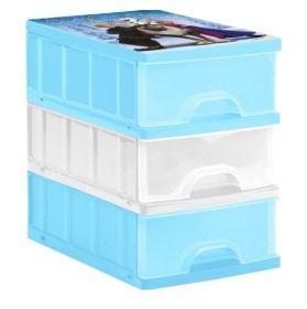 Úložný box zásuvky frozen - Ledové království  25 x 18 x 25 cm
