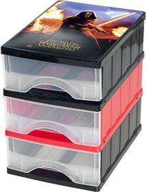 Úložný box zásuvky Star Wars - Hvězdné války 25 x 18 x 25 cm