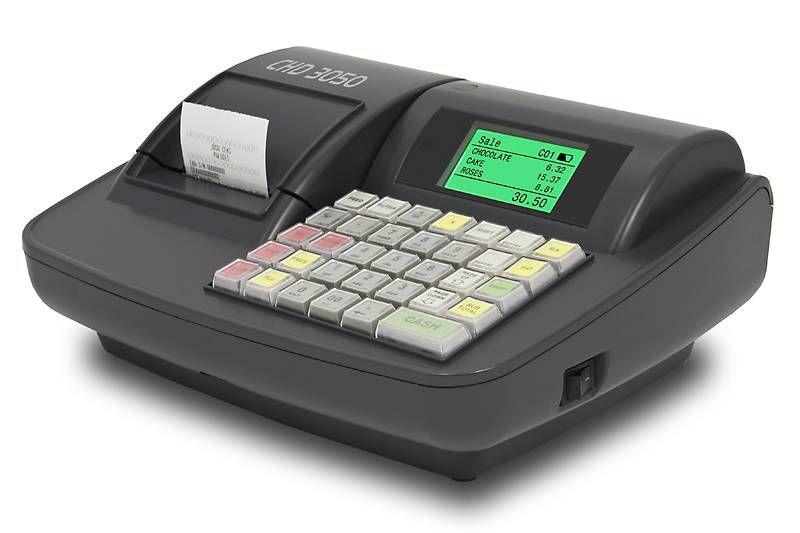 Registrační pokladna CHD 3050 EET