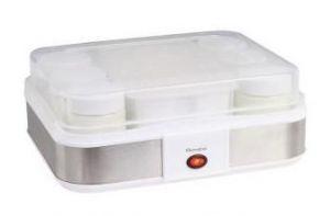 Jogurtovač na 12 sklenic jogurtu + nádoba Domoclip DOP156