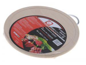 Krájecí deska kulatá 25 cm Smart Cook