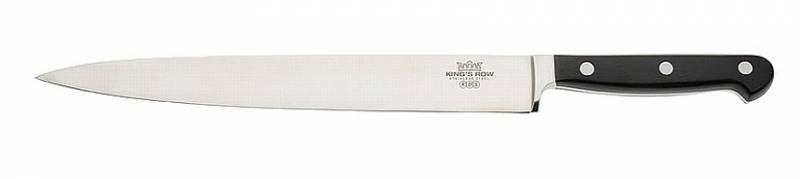 Kuchařský nůž KING'S ROW 26 cm - plátkovací KDS