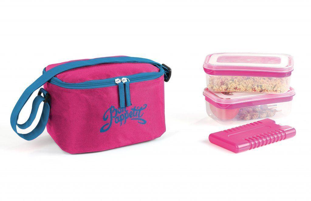 Lunchbox s termo taškou Kitchen Artist SEP116P