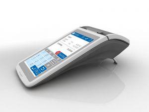 Registrační pokladna Euro-80 A Android WiFi - Jednopásková
