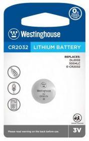 Baterie lithiová knoflíková Westinghouse CR2032 3V lithiová