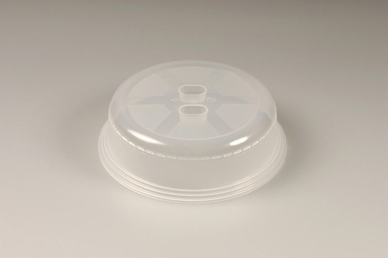 DK PLAST Kryt do mikrovlnky - mikrovlnné trouby 26 cm DK