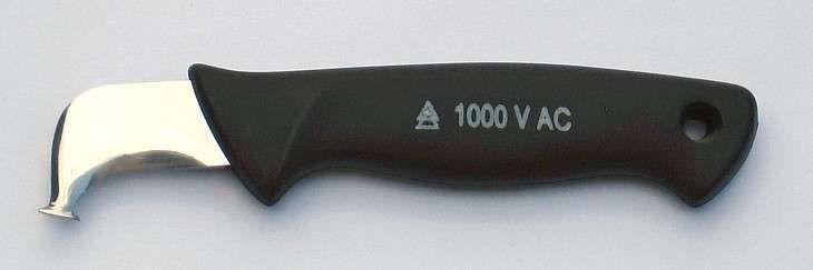 Nůž na kabely 1000V AC KDS Sedlčany