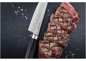 Nůž z damascenské oceli G21 Gourmet Damascus 17 cm - damaškový nůž