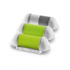 Elektrická manikúra, pedikúra - bruska na paty 4 v 1 VIGAN MP1 Mani-Pedi VIGAN Mammoth