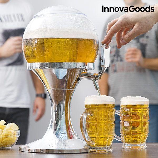 Pivní balón na chlazení a servírování nápojů InnovaGoods V0100594